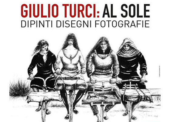 Esposizione Giulio Turci Bellaria Igea Marina 2017