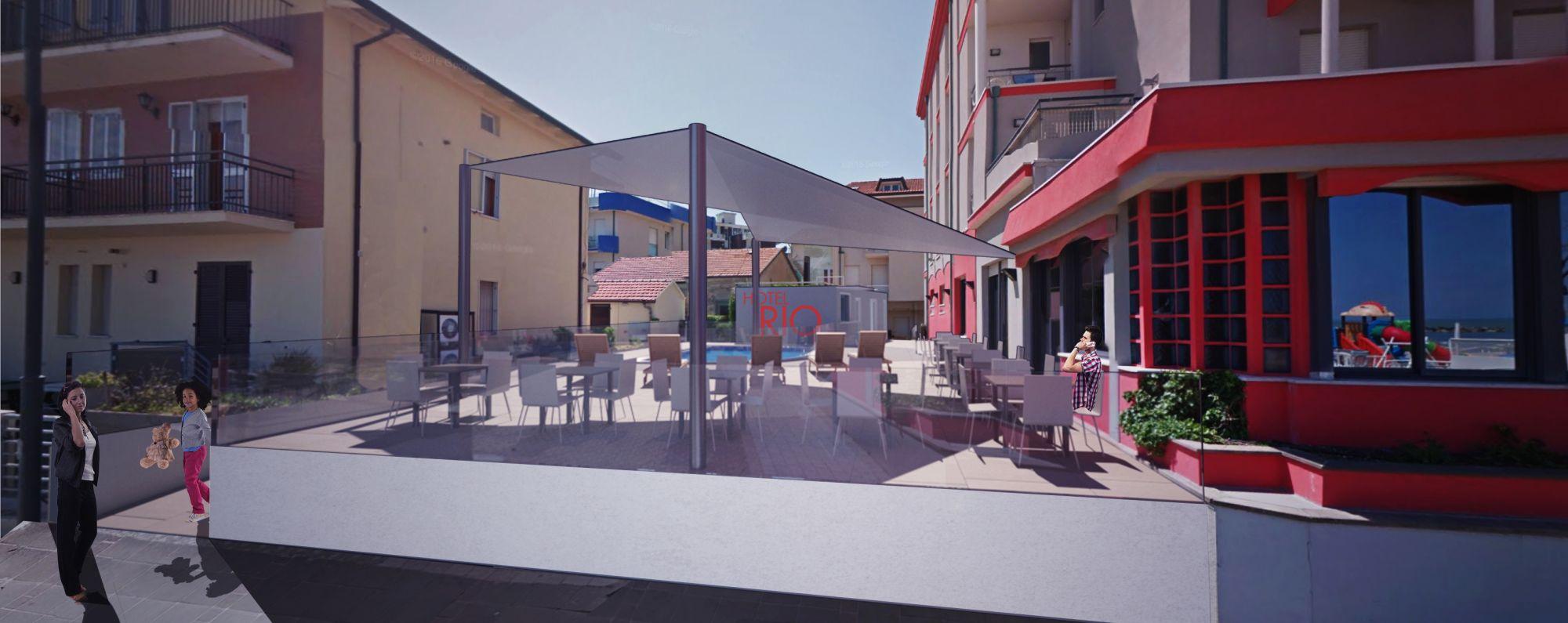 Hotel a bellaria igea marina con piscina e idromassaggio hotel rio bellaria - Hotel con piscina bellaria ...