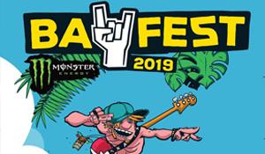 Bay Fest 2019 Punkrock music